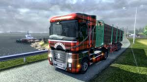 Save 51% On Euro Truck Simulator 2 - Scottish Paint Jobs Pack On Steam