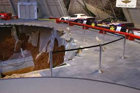Corvette Museum Sinkhole Cars Lost by National Corvette Museum Makes Sinkhole Permanent Exhibit The