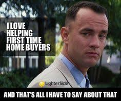 8 Love Helping First Time Buyers