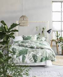 Tropical Bohemian Bedroom Inspiration