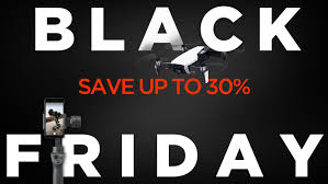 2019 Black Friday And Cyber Monday Drone Deals -
