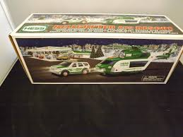 Hess Toy Truck Package 5 Toys--NEW (4839-shcase-2) | #1760576593