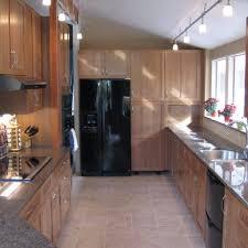 track lighting kitchen sloped ceiling http