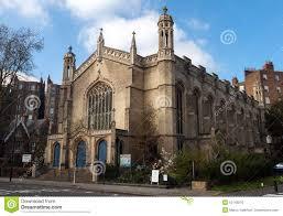 100 Kensington Church London Of St Barnabas In Stock Photo Image Of Barnabas