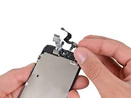 iPhone 5 Front Facing Camera and Sensor Cable Replacement iFixit