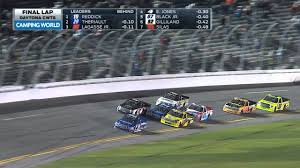 Tyler Reddick Gets First Career Victory - Daytona - 2015 NASCAR ... Texas Truck Series Results June 9 2017 Motor Speedway 2015 Nascar Atlanta Buy This Racing Drive It On Public Streets Carscoops Jr Motsports Removes Team From Plans Kickin Camping World North Carolina Education Lottery Is Buying Jack Sprague A Good Life Decision Trucks Race Under The Lights At The Goshare Sponsors Dillon In Ncwts 2016 Points Final News Schedule For Heat 2 Confirmed Jayskis Paint Scheme Gallery 2003 Schemes