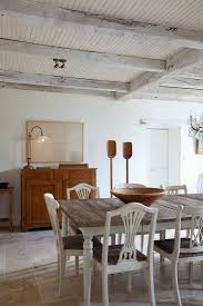 weiss lackierte küchenstühle um bild kaufen 11315250