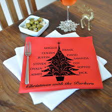 Publix Christmas Tree Napkin by Christmas Tree Napkin Christmas Ideas