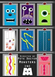 Monsters Inc Door Clipart ClipartXtras