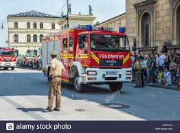 100 Biggest Truck Ever Munich Germany May 29 2016 Munich Saw The Biggest Fire Truck