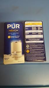 Pur Faucet Mount Refills by 17 Pur 3 Stage Faucet Filter Refill Pur Rf 9999