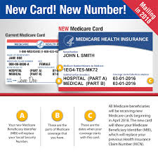 New Medicare Cards Are Coming VIRGINIA GAY HOSPITAL