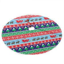 Red Christmas Tree Romper Hat