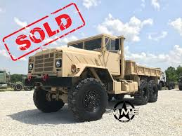 100 5 Ton Army Truck 1990 BMY M923a2 Military 6X6 Cargo Midwest Military