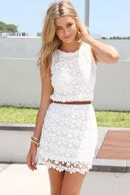 little white lace dress pretty things pinterest white summer