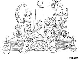 Disney World Coloring Pages 5