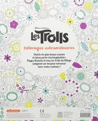 Les Trolls Jeux Et Coloriages Eveil Et 1er Age Livres 03 Ans