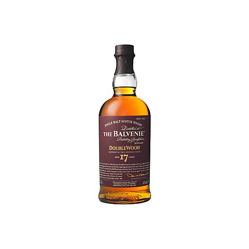 Balvenie 17 Year Old Doublewood Single Malt Scotch Whisky