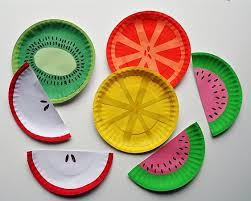Paper Plates Art Ideas Craft Gift