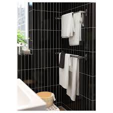 67cm ikea brogrund handtuchstange aus edelstahl badezimmer