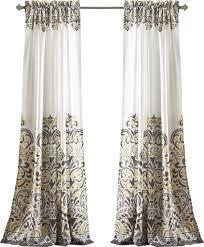 Joss And Main Curtains by Kara Paisley Rod Pocket Curtain Panel U0026 Reviews Joss U0026 Main