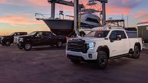 100 Camera Truck 2020 GMC Sierra HD Tows 30000 Pounds Has Xray Camera Tech Roadshow
