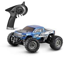 100 Electric Mini Truck Amazoncom RC Cars Fire Runner 124 Scale 4WD OffRoad S