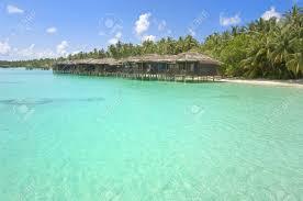 100 Kuramathi Island Maldives Color Picture Of Water Bungalows At Tropical Resort