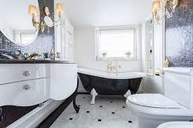 beautiful black bathroom chandelier 41 bespoke bathrooms with