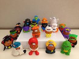 Mcdonalds Halloween Buckets by Mcdonald U0027s Halloween Mcnugget Buddies Mcdonalds Childhood And