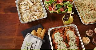 Delivery for Olive Garden Restaurants