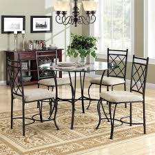 Walmart Small Kitchen Table Sets by Furniture Wonderful 7 Piece Dining Set 3 Piece Pub Table Set