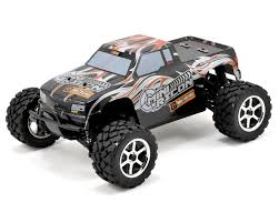 Mini Recon RTR 4WD Electric 1/18 Scale Monster Truck W/2.4GHz Radio ...