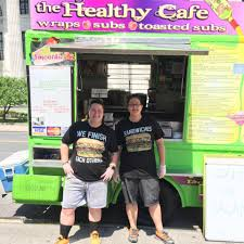 100 Healthy Food Truck The Cafe Home Facebook