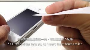 Remove stuck SIM card from iPhone 4 4S or 5 no need to open your