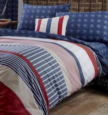 Navy And White Striped Curtains Amazon by Catherine Lansfield Stars And Stripes Single Bed Duvet Set Amazon