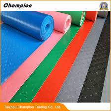 Best Selling Cheap Waterproof Anti Slip PVC Flooring Indoor Outdoor Plastic Garage