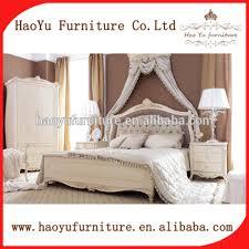 JLB01 French Classic Furniture Italian Provincial Bedroom Set