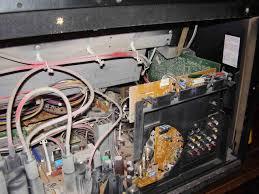 Sony Grand Wega Kdf E42a10 Lamp by We Have A Toshiba Projection Tv Model Tz43v61 It Will Not Power