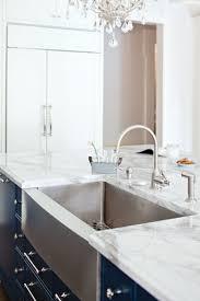 crystal chandelier above kitchen sink design ideas