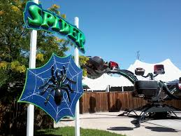 Elitch Gardens Spider