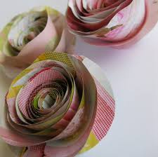 How To Make A Paper Flower Mobile