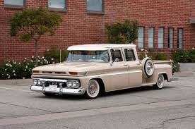 100 Crew Cab Trucks For Sale This 1962 GMC Is The Only One Of Its Kind But Its Not A