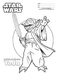 Star Wars Coloring Sheets Free