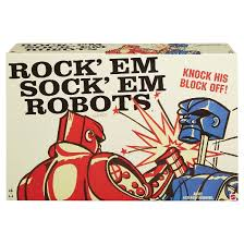 Rock Em Sock Robots Board Game Target