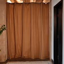 Floor To Ceiling Tension Pole Room Divider by Room Divider Curtain Nice Full Size And Dividers Now Muslin