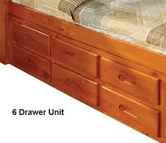Twin Captains Bed With 6 Drawers by Ridgeline Twin Size Bookcase Captains Bed Bed Frames Discovery