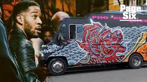 Kid Cudi Serves Fans Music And A Warm Meal (Video) | Page Six 4 Guys Food Truck On Twitter Tomorrow Is Phofriday Well Have Related Image Mobile Fooddrinkdessert Pinterest Bakeries June 1st Triangle News The Wandering Sheppard Wa Da Pho Now Serving Up Asian Fusion In A Eater Vegas What Do Local Toronto Businses Think Of Food Trucks Good U Southwest Florida Forks Worlds Largest Festival Ever King Youtube Bite And Switch Nomenal Dumplings Curbside Pho Orange County Trucks Roaming Hunger Restaurant Road Trip 30pho To Go The Only Vietnamese