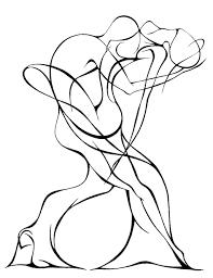 Lyudmila Kogan Artwork Salsa Dancers