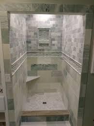 Bedrosians Tile And Stone Anaheim Ca by Island Stone Pebble Shower Floor Porcelain Wall Tile Kerdi